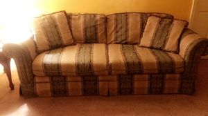 Make An Offer - Comfy couch and love seat