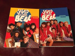 Saved by the Bell: Seasons 1-4 (DVD)