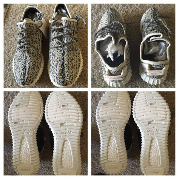 YEEZY BOOST 350 TURTLE DOVE RESTORATION