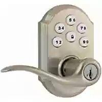 New Kwikset Smartcode Door Lock