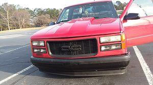 1989 Silverado Shortbed