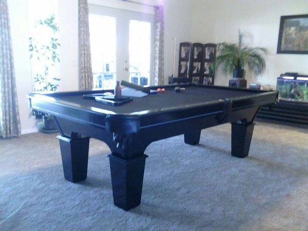 Pool table for sale sports outdoors in hemet ca for Pool table 6 x 3
