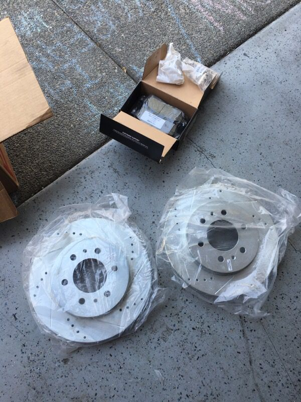 Powerstop Z23 Performance Brakes 2009 Ford F150 Auto Parts In Covington Wa Offerup