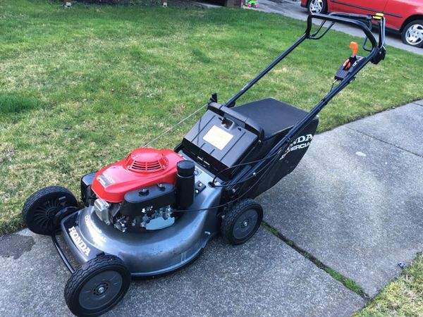 Honda Hrc216 Commercial Lawn Mower Home Amp Garden In Lake