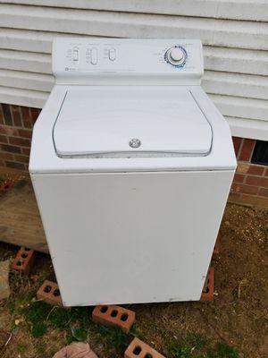 Maytag Atlantis Washer and dryer