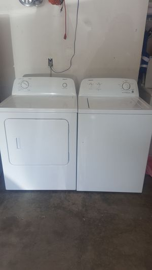 Admiral Washer and Dryer Set