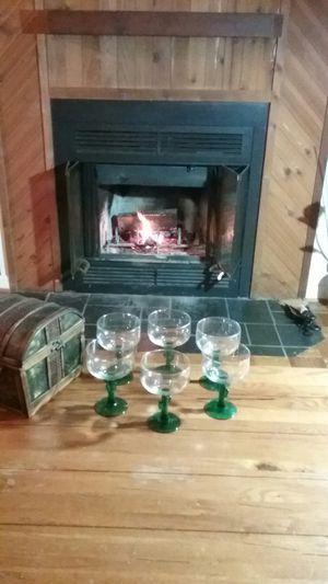 6 piece glass set