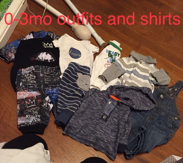 0 3mo Baby Boy Clothes Baby Kids In Lexington Ky Offerup