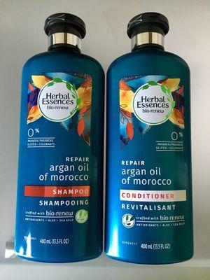 Herbal Essences bio-renewal Shampoo & Conditioner