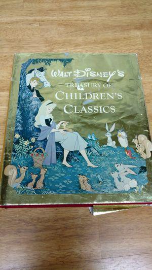 1978 Walt Disney Treasury of Children's Classic