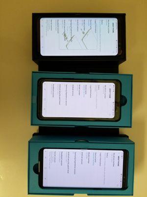 Samsung Galaxy S8, Note8 & Active8