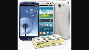 We buy cell phones/electronics CASH