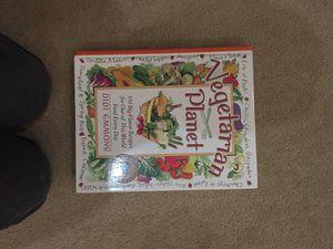 Vegetarian Planet Cookbook by Didi Emmond