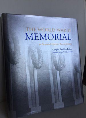 The World War II Memorial Book