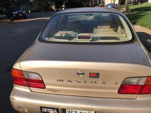 Nissan Maxima 1995 GLE