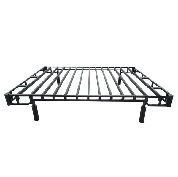 King Size Forever Foundation Metal Bed Frame Furniture In Mountain