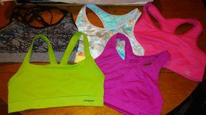 5 sz small sport bras