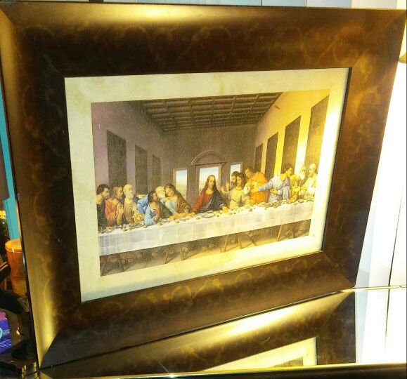Old Fashioned The Last Supper Wall Art Picture Collection - All ...