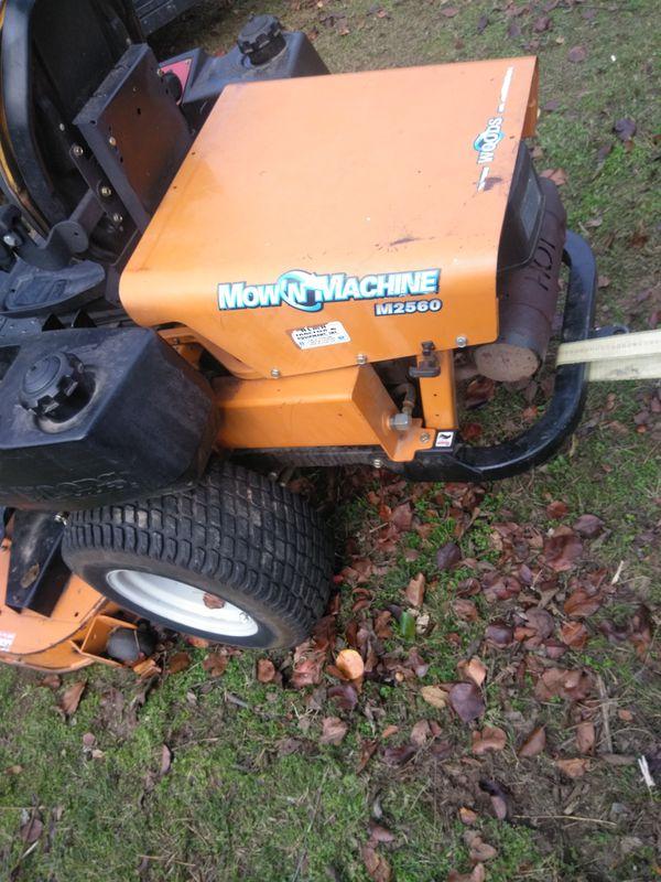 Woods M2560 Mow N Machine