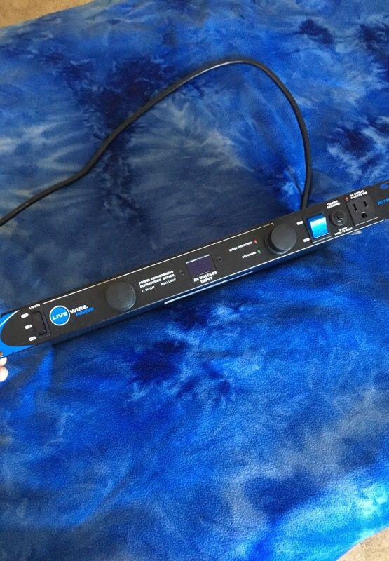 Pc1100 Live wire power conditioner (Audio Equipment) in Camarillo ...
