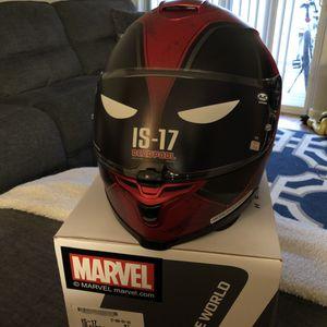 HJC Deadpool Helmet