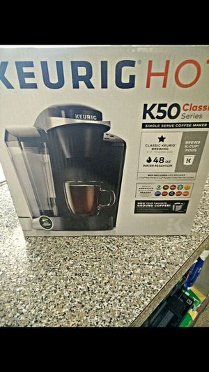 KEURIG K50 BRAND NEW