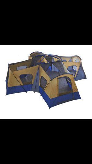 14 person cabin tent