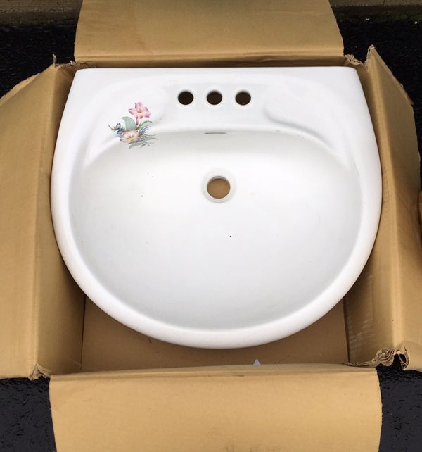 NEW IN BOX JAMECO SINK & PEDESTAL (Home & Garden) in Columbus, OH ...