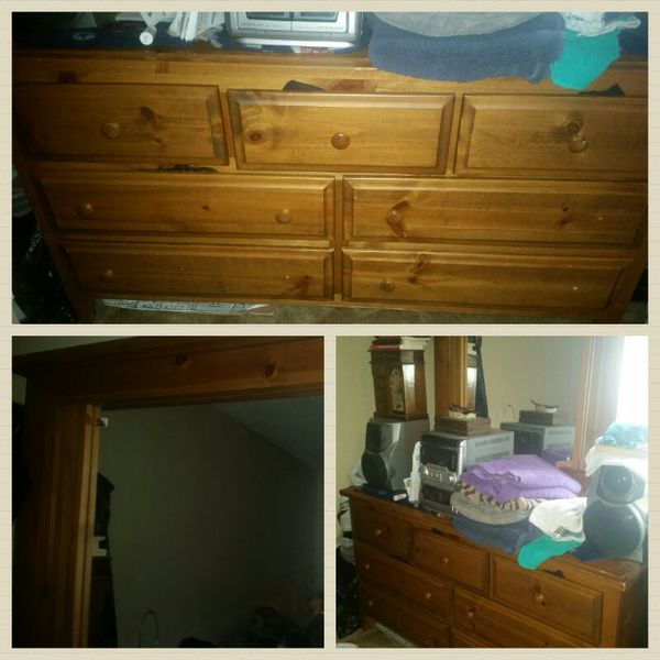 Last chance dresser and mirror furniture in federal for Furniture federal way
