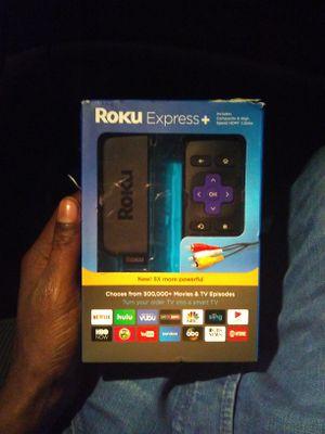 Roku Express +