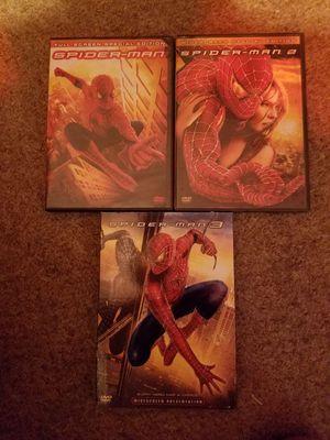Original Spiderman Trilogy
