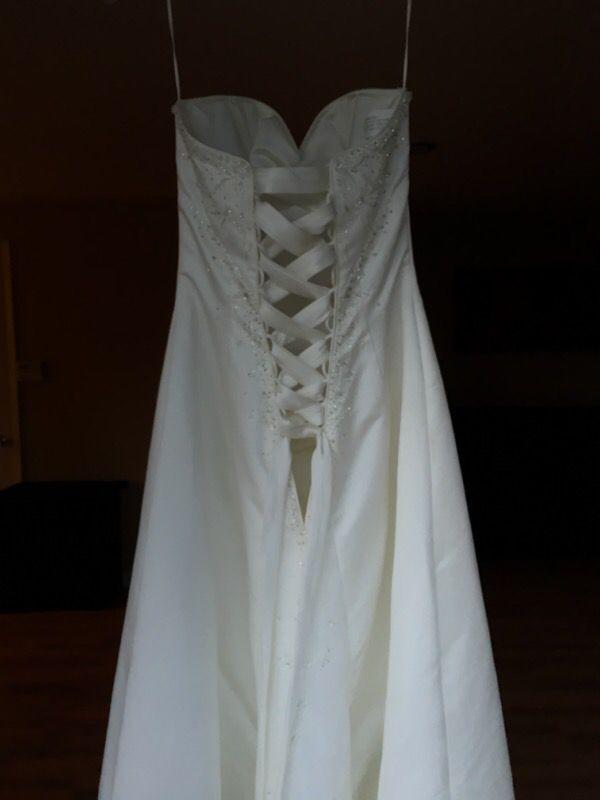 Maggie Sottero Wedding Dress Sz 6 Clothing Amp Shoes In Kirkland WA