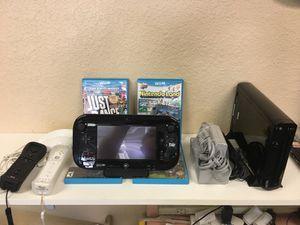 Nintendo Wii U 32gb System W/ Extras