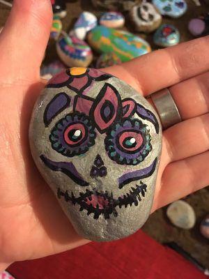 Sugar skull rock