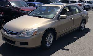 2006 Honda Accord EX (1 owner, 115k miles)
