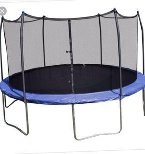 Trampoline net