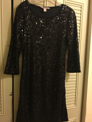 Nice black dress new never used size M
