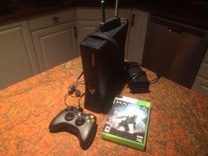 Xbox 360 Slim 18GB w/ Router & Mic