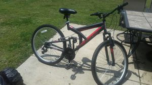 Change 6 speed mountain bike