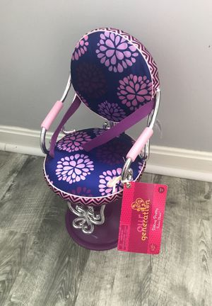 Our generation doll salon chair