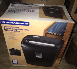 Durabrand Paper Shredder