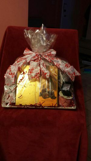 Christmas basket canasta navidenas