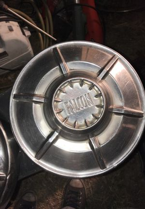 1964 Ford falcon hubcaps