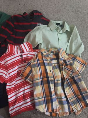 Toddler Boys assorted shirts