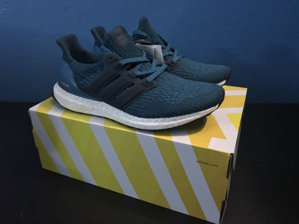 "8b097db7c02c9 Adidas Ultra Boost 3.0 Size 8 - ""Petrol Night"" (Clothing   Shoes) in San  Jose"
