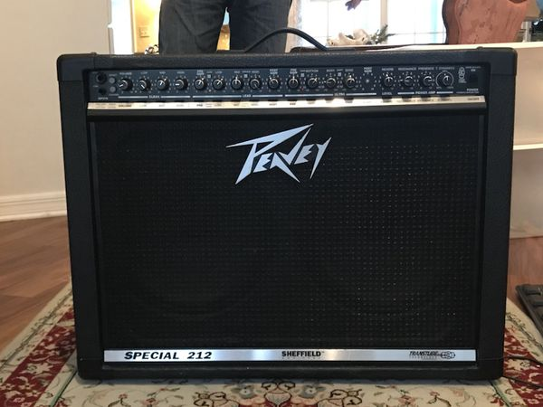 peavey special 212 amp more musical instruments in newberry fl. Black Bedroom Furniture Sets. Home Design Ideas