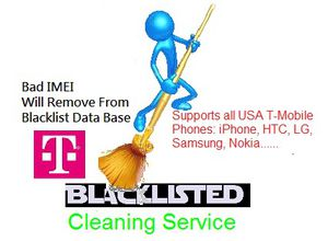 Cleaning Imei