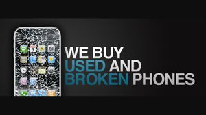 WE WILL BUY YOUR OLD PHONES!!