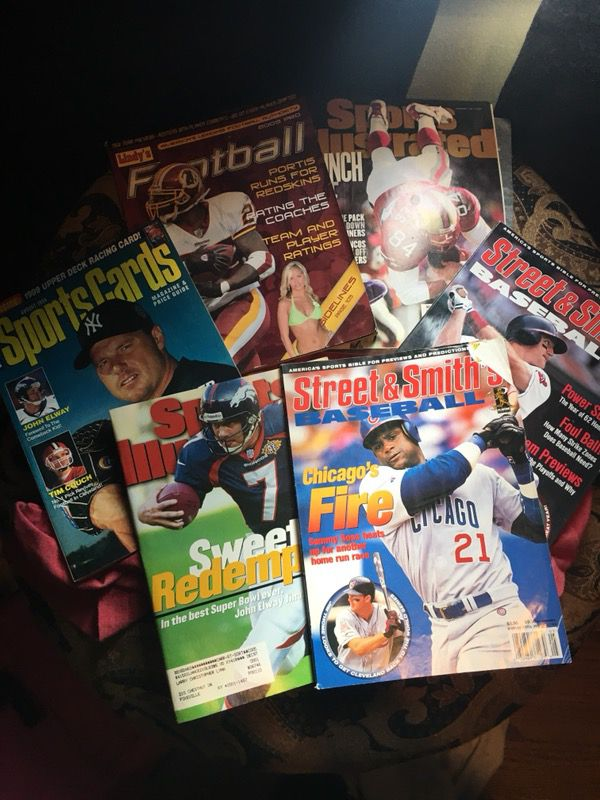 Sports For Who Buys Old Sports Illustrated Magazines   www.sportssrc.com