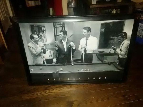 The Rat Pack Framed Collectibles In Louisville Ky Offerup
